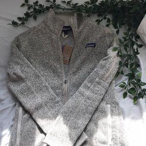 Patagonia Better Sweater Full zip S pelican